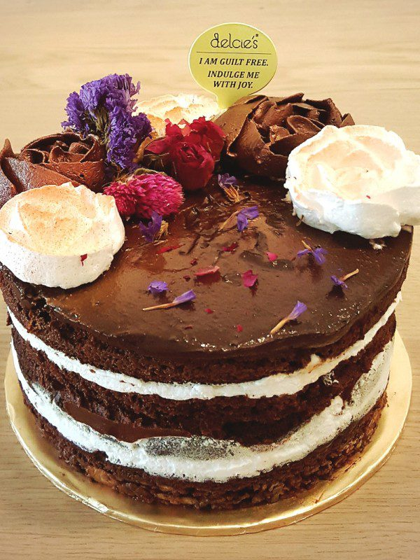 Delcies Healthy Desserts and Cakes